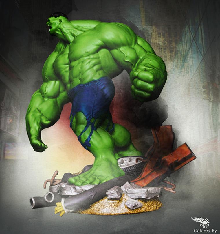 :: Hulk ::